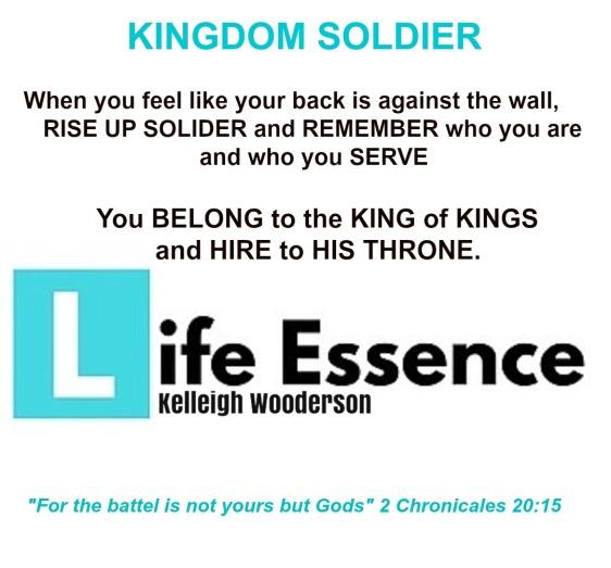 Kingdom soldier