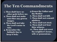 The ten comm